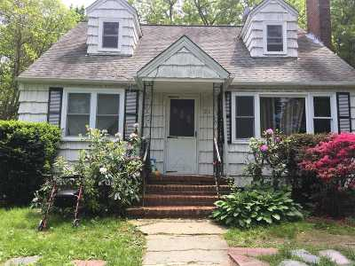 Wading River Multi Family Home For Sale: 21 2 1/2 St
