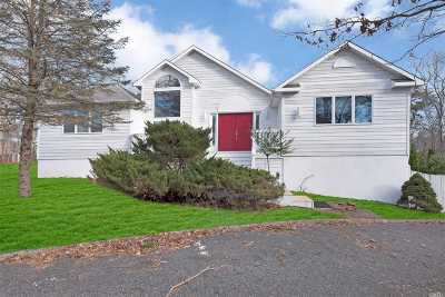 Hampton Bays Single Family Home For Sale: 12 Douglas Ct