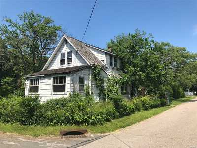 Deer Park Single Family Home For Sale: 35 Weston Ave