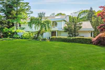 Dix Hills Single Family Home For Sale: 35 Thorngrove Ln