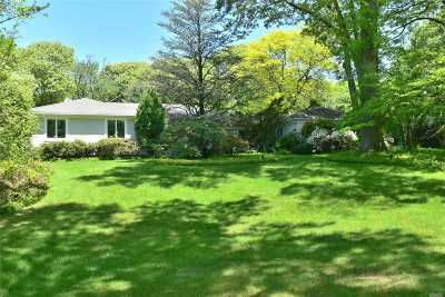 Oyster Bay Single Family Home For Sale: 20 Koenig Dr