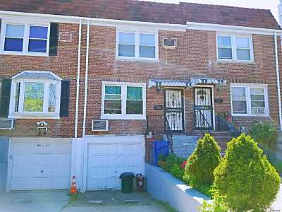 Flushing Single Family Home For Sale: 43-19 195 St