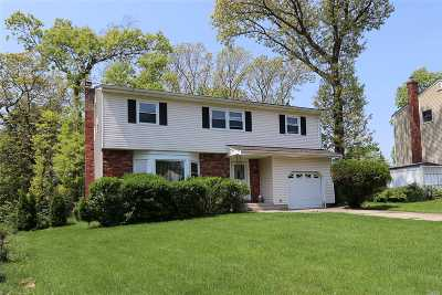 Lake Ronkonkoma Single Family Home For Sale: 8 Bell Ct
