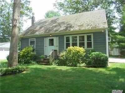 Centereach Single Family Home For Sale: 68 Smith Ln