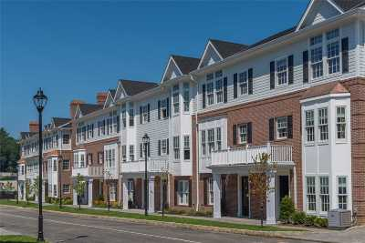 Roslyn Condo/Townhouse For Sale: 1102 Grist Mill Cir