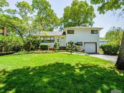 N. Babylon Single Family Home For Sale: 150 Scott Ave