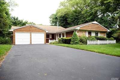 Stony Brook Single Family Home For Sale: 35 Haskell Ln