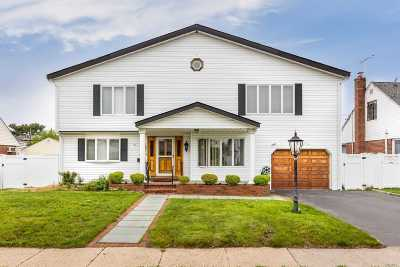 Levittown Single Family Home For Sale: 84 Emerson Ave