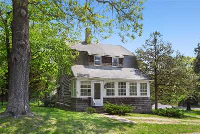 Sag Harbor Single Family Home For Sale: 14 Shaw Rd