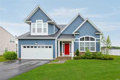 Ridge Single Family Home For Sale: 5 Jasmine Dr