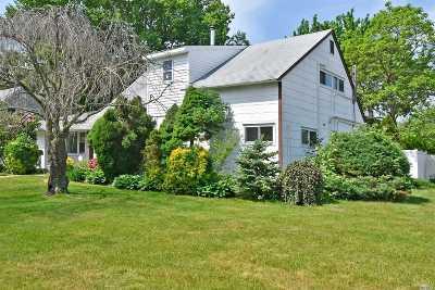 Hicksville Single Family Home For Sale: 16 Alpine Ln