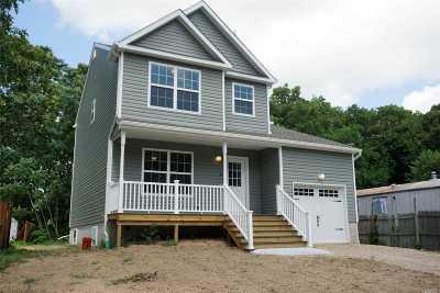 Calverton Single Family Home For Sale: 2 Kay Rd