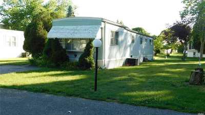 Calverton Single Family Home For Sale: 703-47 Fresh Pond Rd