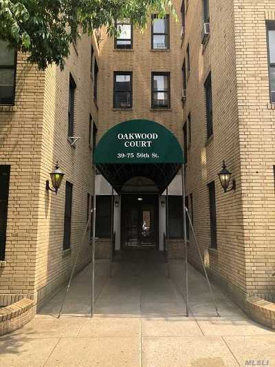 Woodside Co-op For Sale: 39-75 5th Street #6E