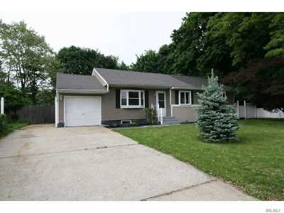 Pt.jefferson Sta Single Family Home For Sale: 155 Sterling St