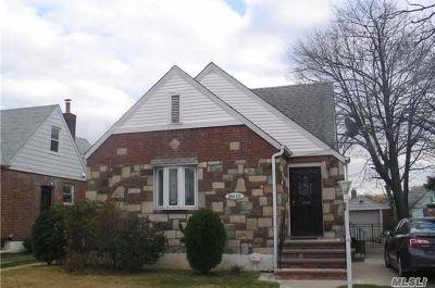 Jamaica Single Family Home For Sale: 186-02 Elmira Ave