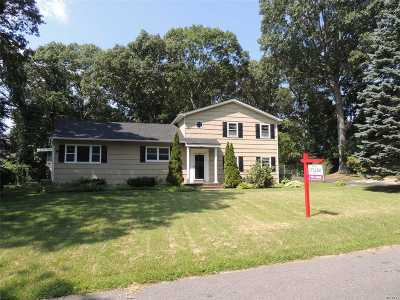 Lake Ronkonkoma Single Family Home For Sale: 122 Brunswick Rd