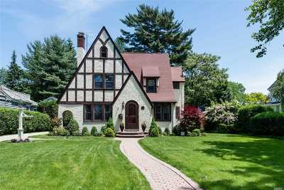 Garden City Single Family Home For Sale: 71 Magnolia Ave