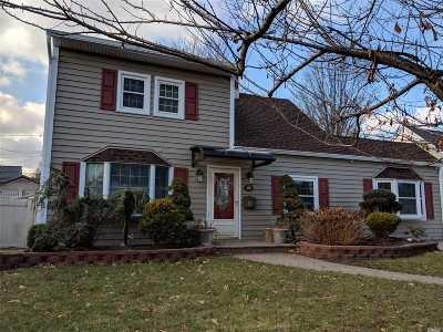 Levittown Single Family Home For Sale: 20 Gardenia Ln