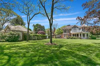 Quogue Single Family Home For Sale: 6 Bay Rd