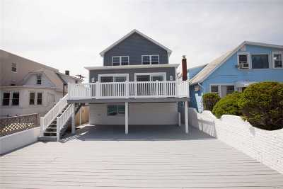 Long Beach NY Single Family Home For Sale: $1,400,000