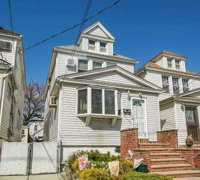 Middle Village Single Family Home For Sale: 65-18 80th St