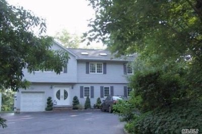 Syosset Single Family Home For Sale: 40 Avery Rd