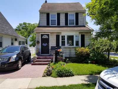 Williston Park Single Family Home For Sale: 22 Yale St