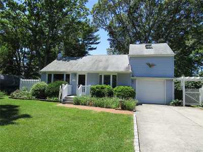 Bay Shore Single Family Home For Sale: 1348 Potter Blvd