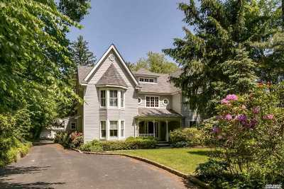 Locust Valley Single Family Home For Sale: 27 Kaintuck Ln