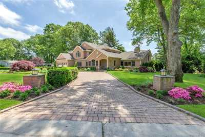 Old Westbury Single Family Home For Sale: 4 Ridge Dr