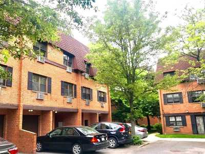 Bayside Condo/Townhouse For Sale: 219-25 67th Ave