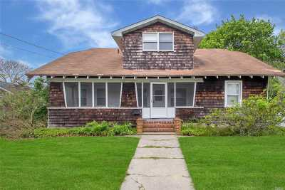 Sayville Single Family Home For Sale: 240 Greeley Ave