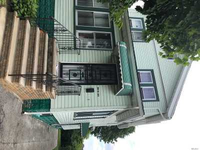 Jamaica Single Family Home For Sale: 166-10 120th Ave
