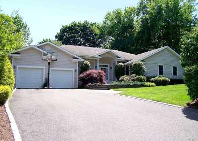 Setauket Single Family Home For Sale: 45 View Rd