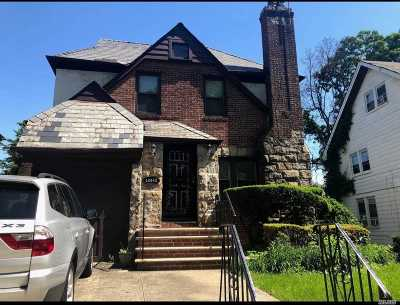 Jamaica Estates Single Family Home For Sale: 184-48 Grand Central Pk