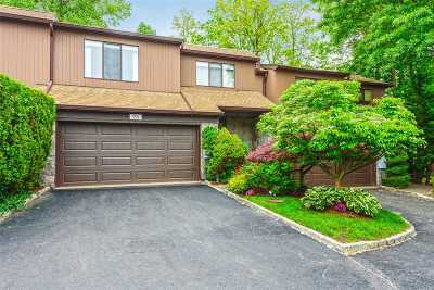 Roslyn Condo/Townhouse For Sale: 95 Deer Run