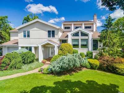 Jericho Single Family Home For Sale: 24 Tioga Dr