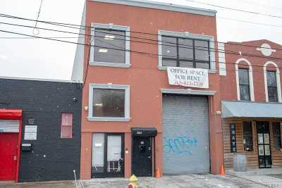 Astoria Commercial Lease For Lease: 24-65 46th St