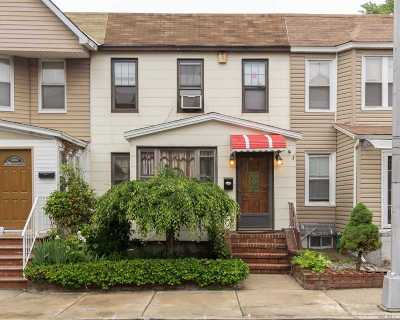 Flushing Single Family Home For Sale: 146-25 Jasmine Ave