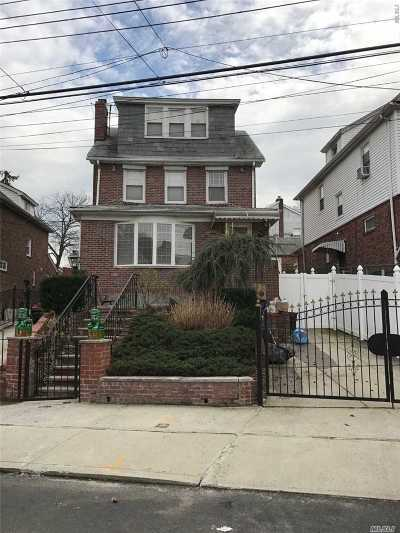 Whitestone Single Family Home For Sale: 146-06 13th Ave