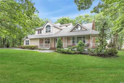 Miller Place Single Family Home For Sale: 192 Miller Place Rd