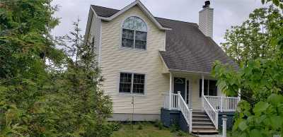 Eastport Single Family Home For Sale: 491 C Montauk Hwy