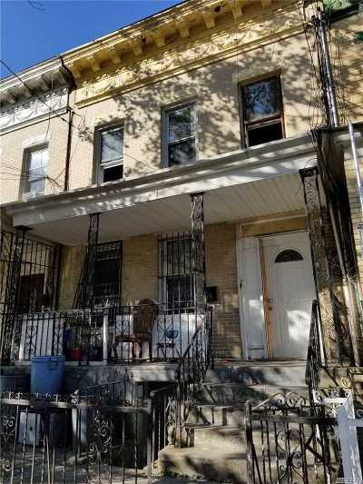 Brooklyn Multi Family Home For Sale: 240 Autumn Ave