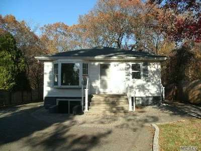 Smithtown Single Family Home For Sale: 485 Veterans Hwy