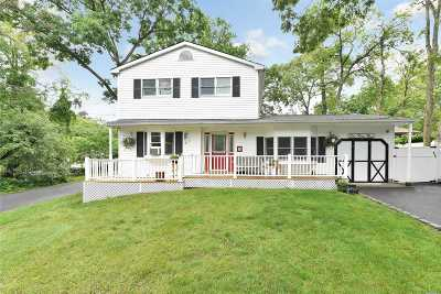 Patchogue Single Family Home For Sale: 133 Prince St