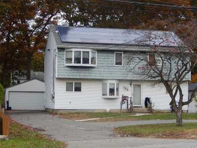 Bay Shore Single Family Home For Sale: 784 Orinoco
