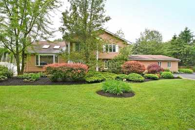 Dix Hills Single Family Home For Sale: 25 Bagatelle Rd