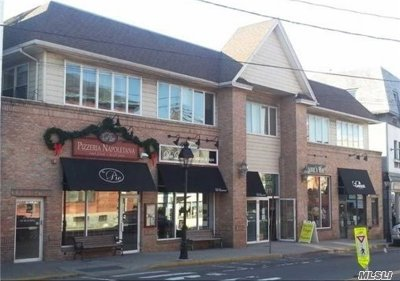 Port Jefferson Rental For Rent: 210 Main St #4