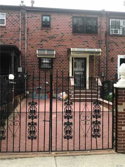 Brooklyn Single Family Home For Sale: 426 Vermont St